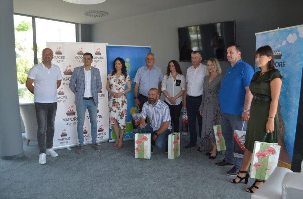 Nastavak promocije Neuma kao turističke destinacije u BiH i posjeta JU Turističke organizacije Banja Luke Neumu