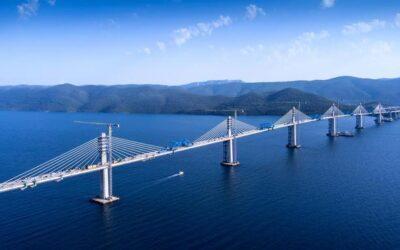 Hrvatska je spojena- načelnik općine Neum na svečanosti povodom spajanja Pelješkog mosta