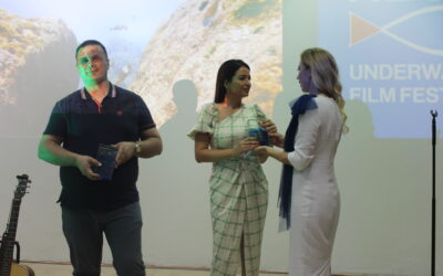 "U Neumu održan prvi Međunarodni festival podvodnog filma ""Neum 2021."""