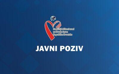 Objavljen Drugi Javni poziv za prijavu posebnih potreba i projekata od interesa za Hrvate izvan RH